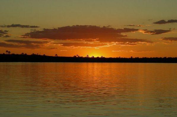 Zambezi River, Zambia. Photo by Joachim Huber