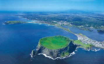 Hallasan - Jeju Island. Photo by Flickr/Republic of Korea