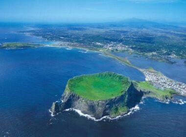 Hallasan - Jeju Island. Photo by Flickr/Republic of Korea