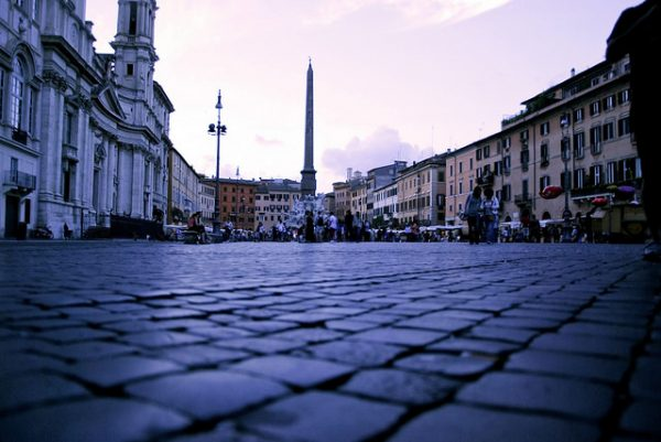Rome Piazza Navona in Rome. Flickr/ Assia Carannante