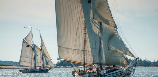 Maine Windjammers: 5 Questions on Sailing with an Historic Tall Ship