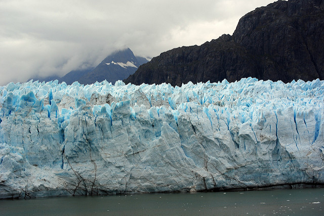 Margerie Glacier at Glacier Bay.