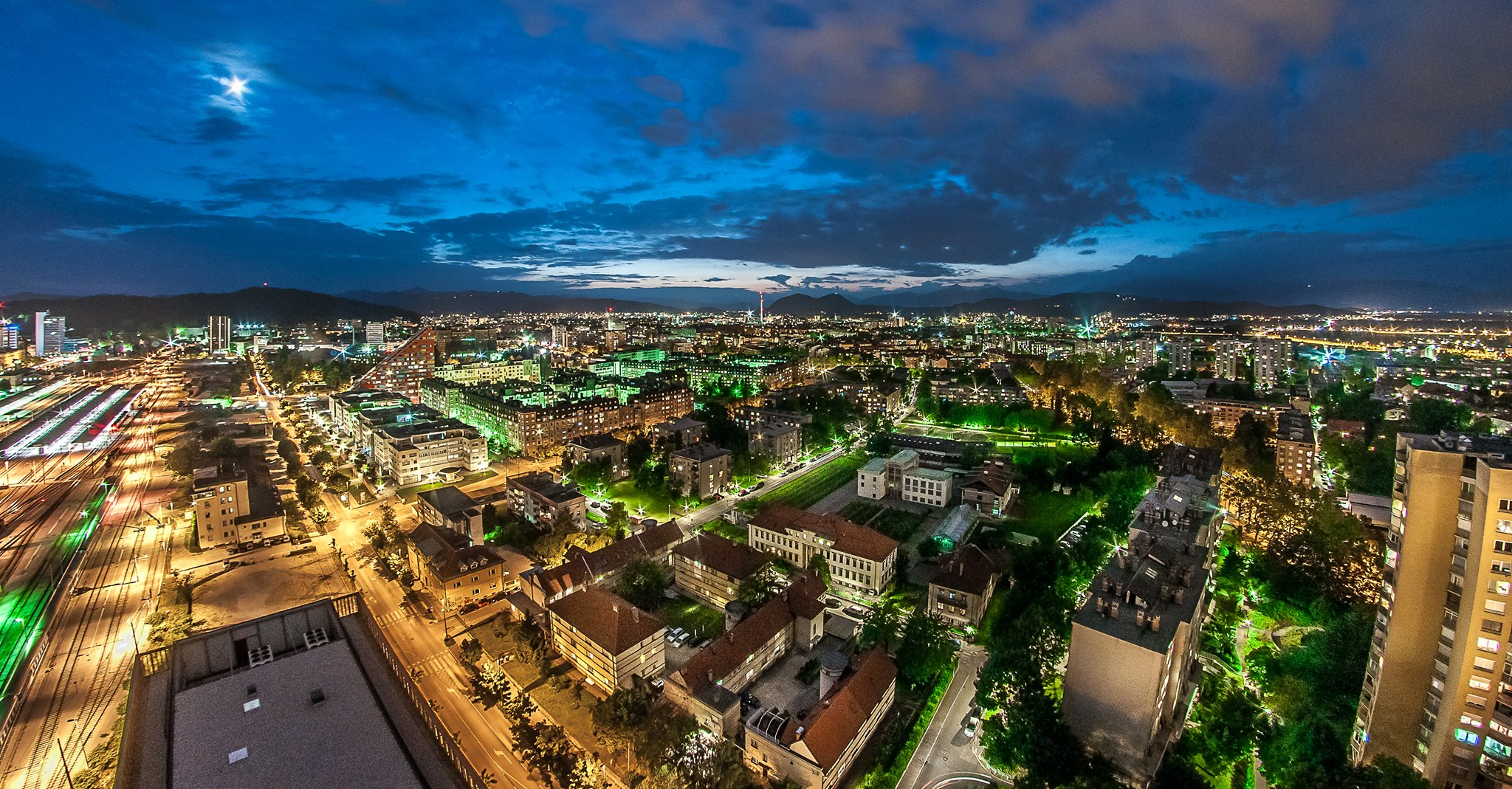 Ljubljana was selected as Green Capital of Europe 2016. Photo by Matic Kremžar