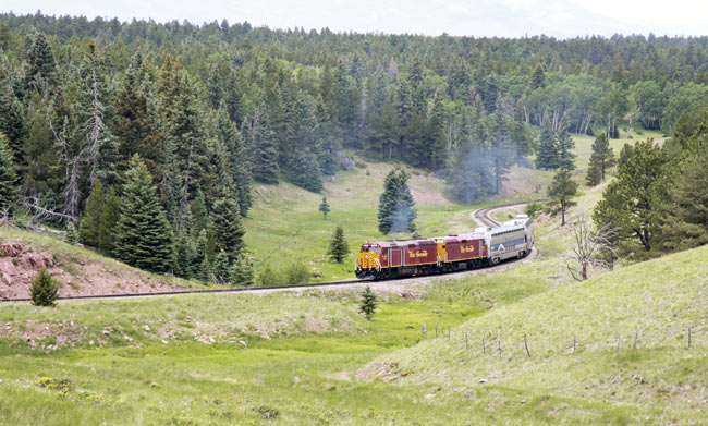 Photo by Rio Grande Scenic Railroad