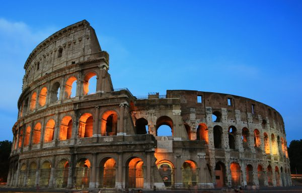 Locals vote on attractions in Rome: Coming in at number one is The Colosseum. Photo courtesy of FireCask