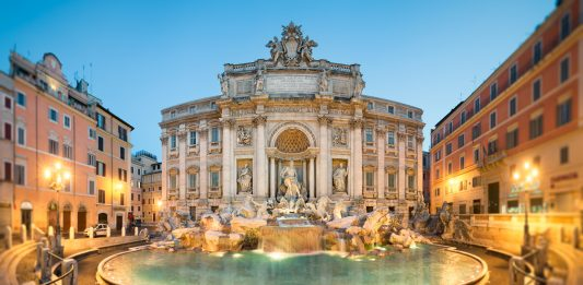 Italians Vote on Their Favorite Places to Visit in Rome