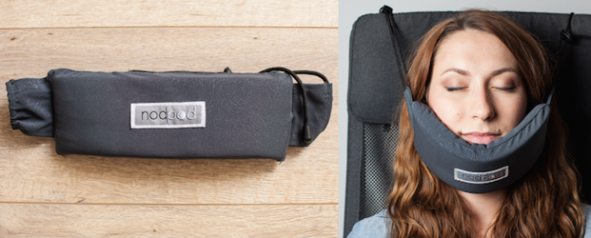 Review: NodPod Travel Pillow