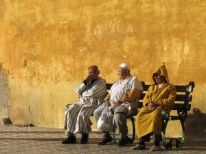 First Person: The Moroccan Men's Club