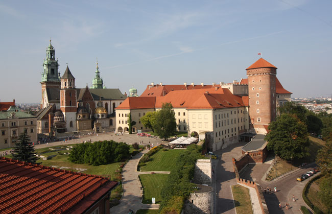Krakow from Above: Tower Views of the Medieval City