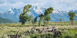 Teton Mountain Range Photo by Jackson Hole Mountain Resort