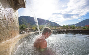 Hot Springs and High Adventure: Glenwood Springs, Colorado