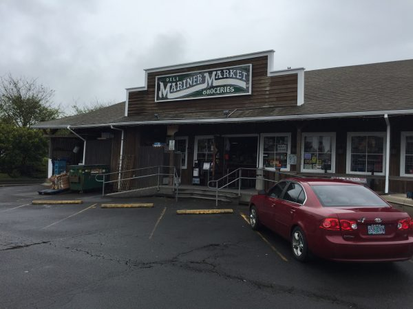General store to inquire about a non-existent bike shop