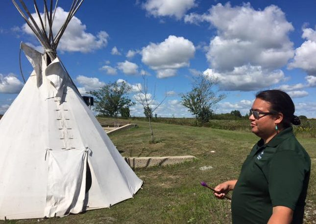 Travel in Saskatoon - Learn more about First Nations heritage in Saskatchewan at Wanuskewin. Photo by Janna Graber