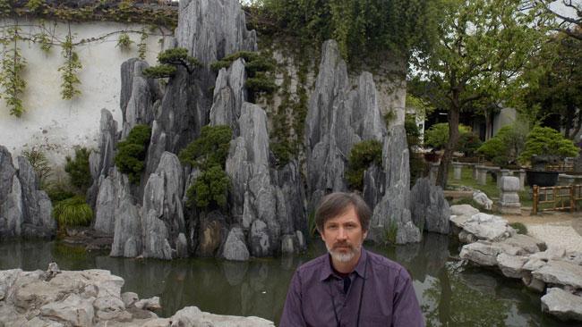 Author Eric D. Goodman