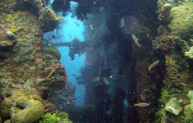 Logistically, its not an easy dive. Flickr/Matt Kieffer