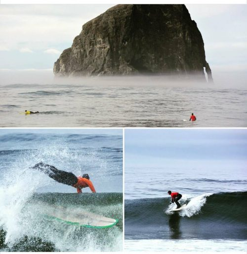 Cape Kiwanda Longboard Classic, Pacific City, Oregon. Photos by Jim Pond