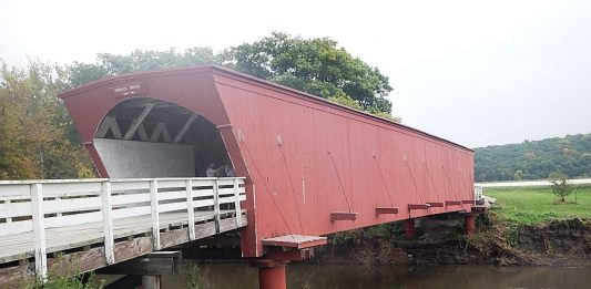 Iconic Iowa: John Wayne Birthplace Museum and Covered Bridges of Madison County
