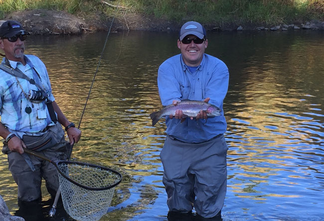 Broadmoor Fishing Camp