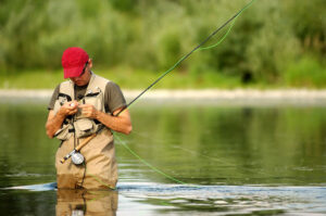 Silver Flash in Gold Waters: Best Colorado Fly-Fishing