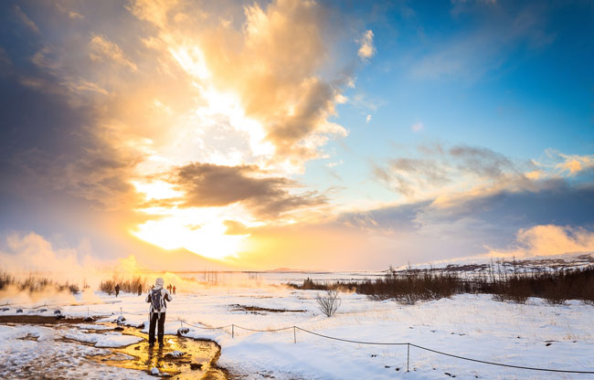 Fire and Ice: Driving Iceland's Golden Circle