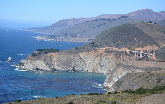 Pacific Coast Highway: Beginning the Journey