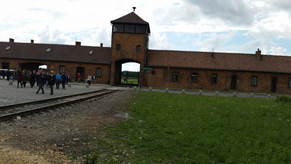 Auschwitz-Birkenau as it appears today. Photo by Veronica Leigh