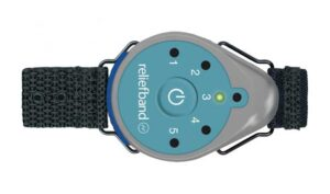 Reliefband: New Wearable Device Treats Motion Sickness