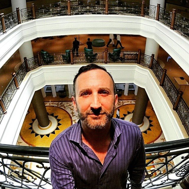 Travel blogger Freddy Sherman is LuxuryFred
