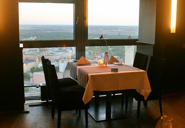 View restaurant in Germany