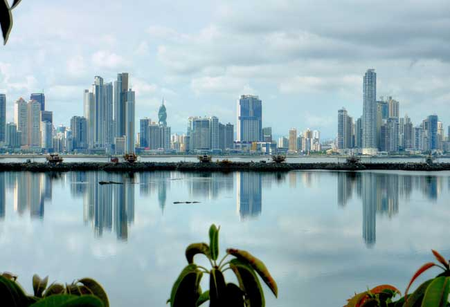 Panama City skyline. Flickr/Matthew Straubmuller