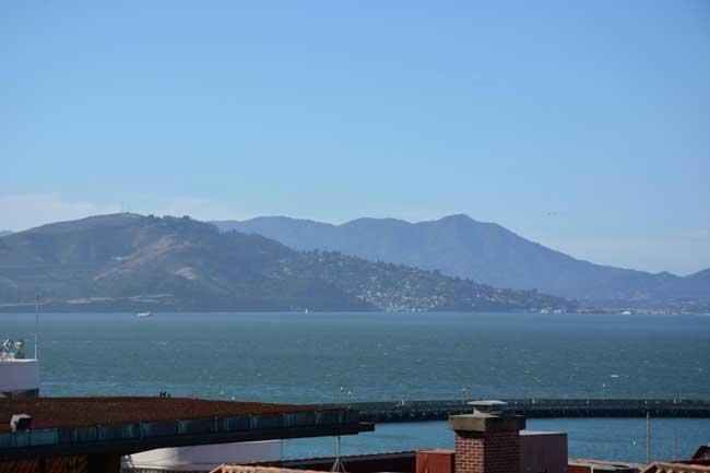 San Francisco Bay. Photo by Jim Pond