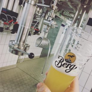 The Berg Brewery has been in existence since 1466. They still produce top beer for the local market today. You can take a tour or even take one of their beer-making classes. Photo by Benjamin Rader