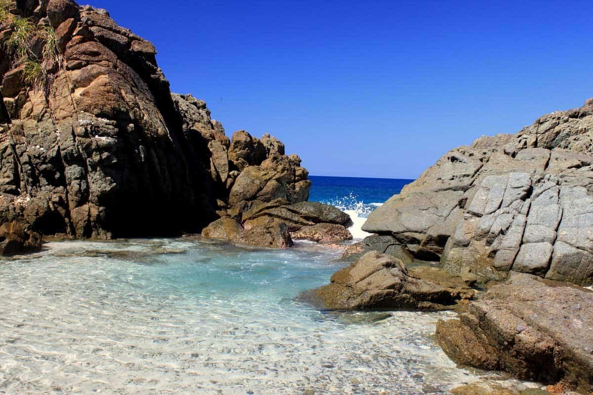 Bubbly Pool: White Bay, British Virgin Islands