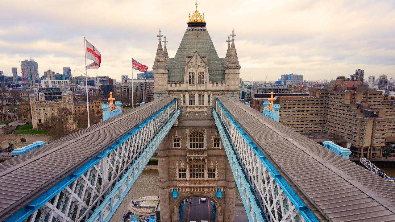 My Behind The Scenes Tour of London's Tower Bridge