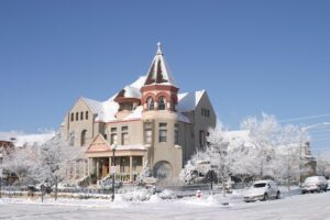 Nagle Warren Mansion Reflects Wyoming's Rich History