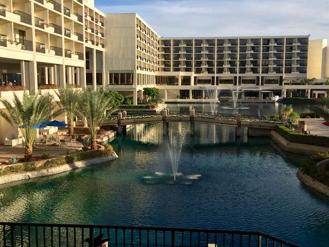 JW Marriott Desert Springs is an Oasis in California's Palm Desert