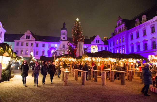 Germany: Christmas Along the Danube