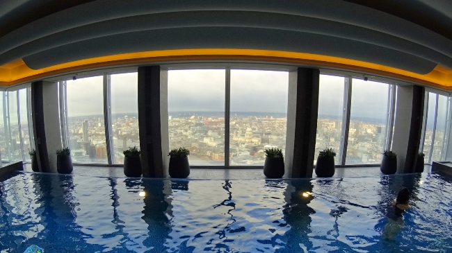 Skypool in London