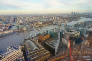 Looking Down on London – A Stay in the City's Highest Luxury Hotel