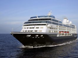 The Azamara Quest. Photo by Flickr/Roderick Eime