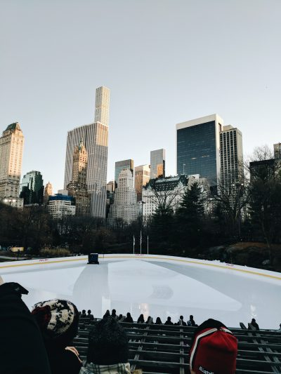 Wollman Rink in Central Park. Photo by Kelsey Nelson
