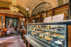 Budapest's Coffeehouse Culture