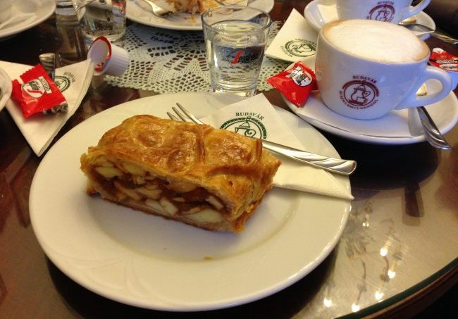 Best coffeehouses in Budapest - The baroque Ruszwurm coffeehouse has been in operation since 1827. Flickr/Heather Cowper