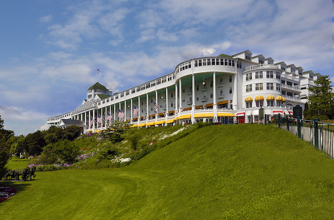 History, Hospitality and Horses at Grand Hotel on Mackinac Island