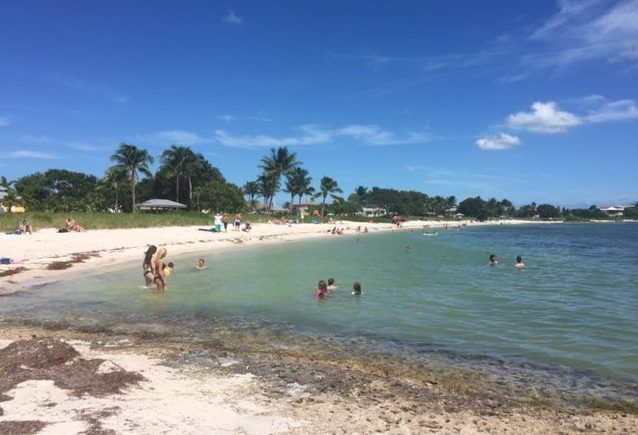 Best Beaches in Florida Keys - Sombrero Beach