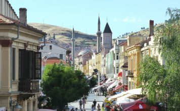 Bitola. Macedonia