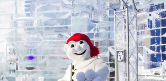 Video: Snow Fun at the Québec Winter Carnival