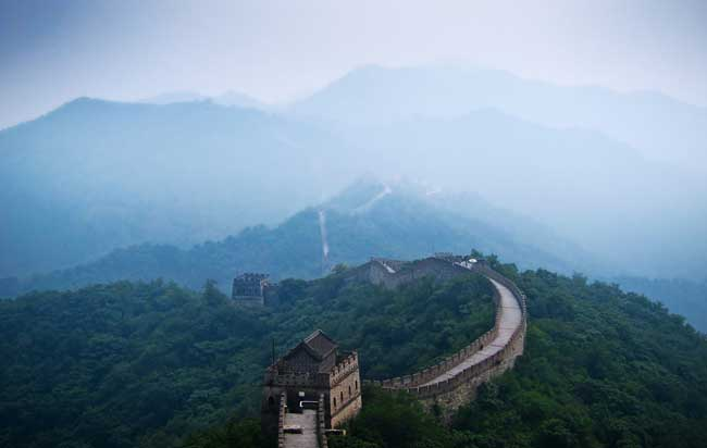 Travel to the Great Wall of China