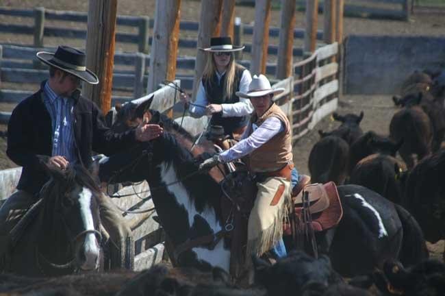 Another top dude ranch is Lazy El Dude Ranch. Photo by Lazy El Dude Ranch