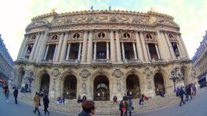 A Night at the (Paris) Opera